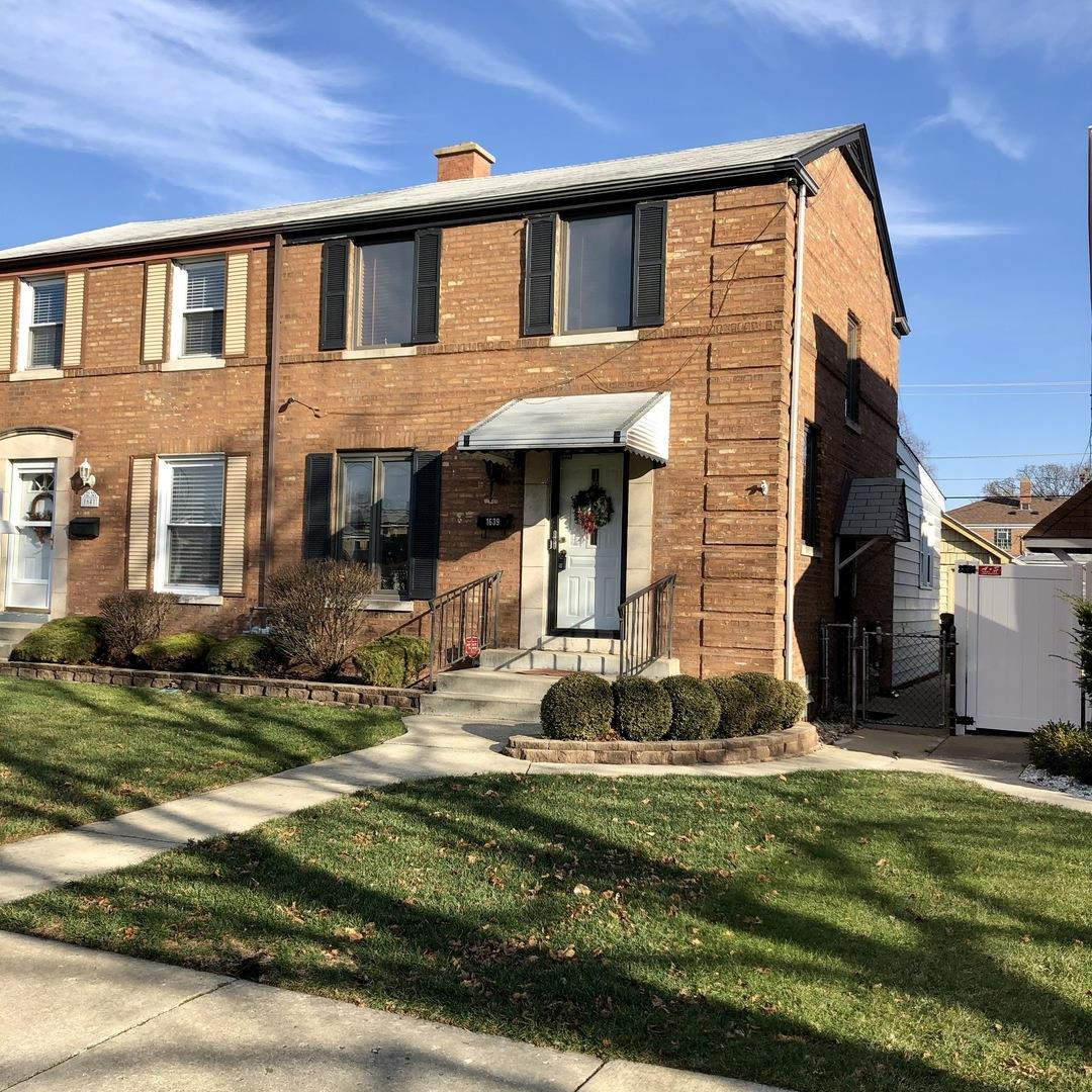 1639 N 22nd Avenue, Melrose Park, IL 60160 - #: 10943815