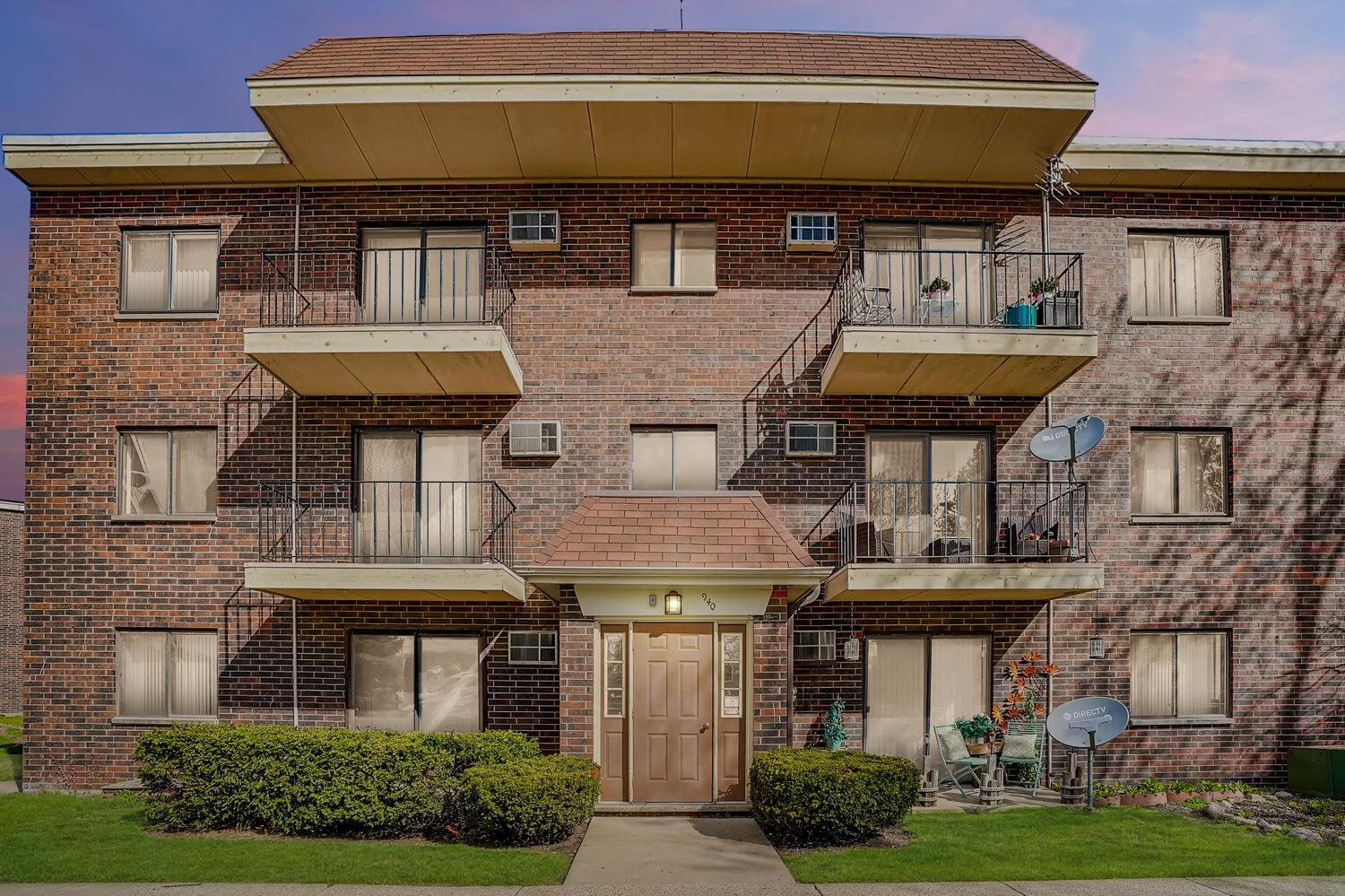 940 N Rohlwing Road #201A, Addison, IL 60101 - #: 11056815