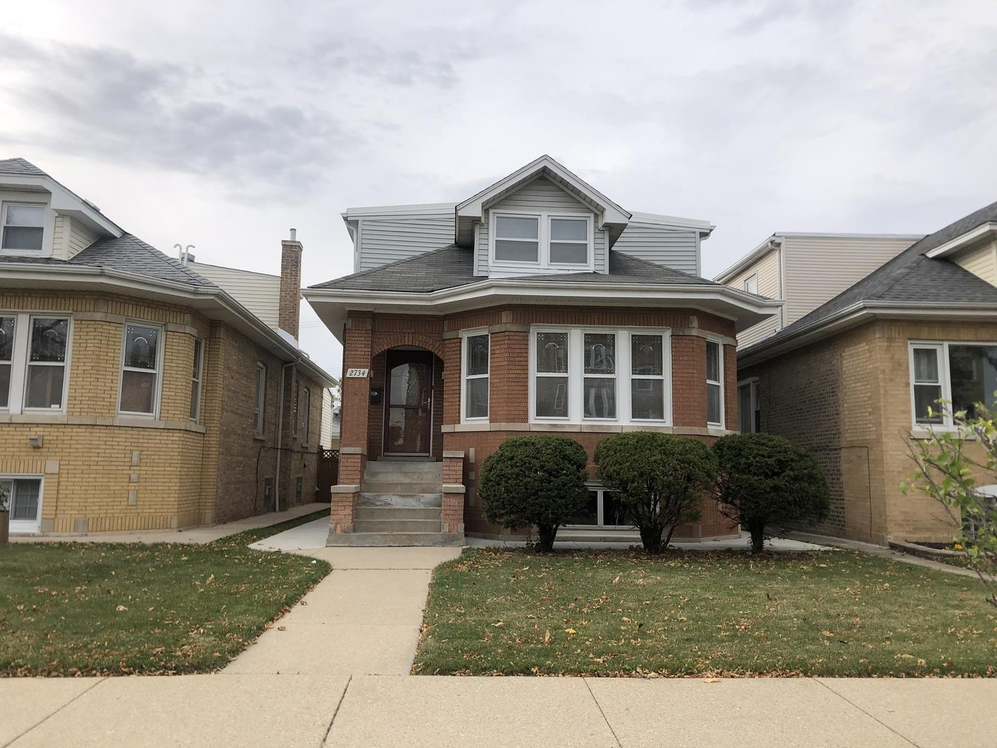 2734 N Parkside Avenue, Chicago, IL 60639 - #: 10913816