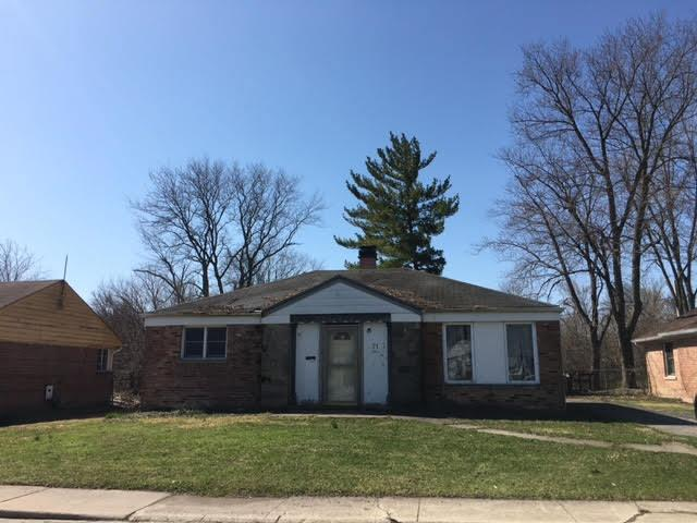 71 Marquette Street, Park Forest, IL 60466 - #: 11043817