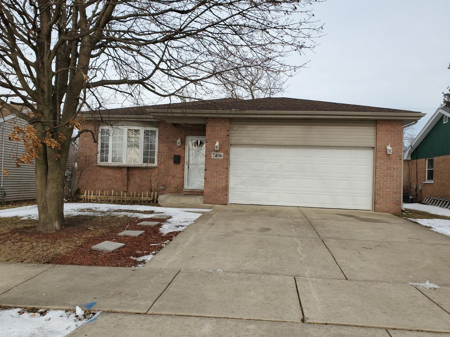7406 West 115th Street West, Worth, IL 60482 - #: 10621820