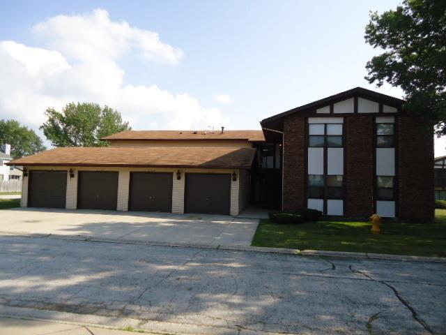4117 192nd Court #215, Country Club Hills, IL 60478 - #: 10828823