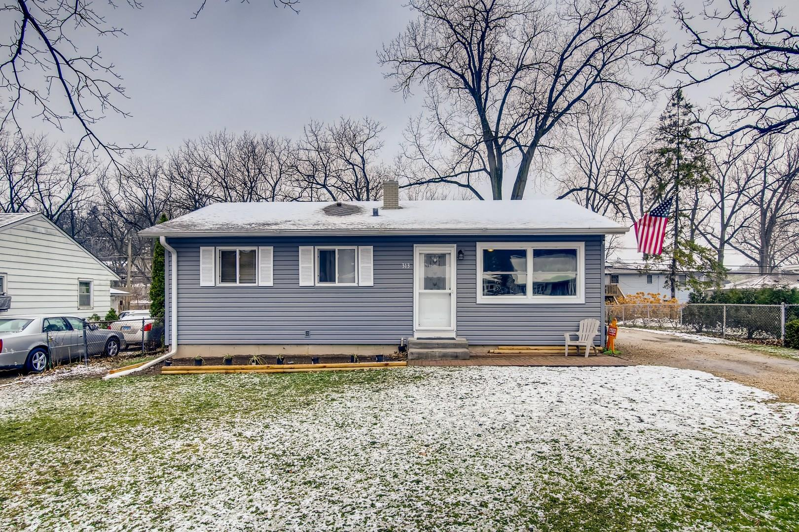 313 Pocahontas Trail, Lake in the Hills, IL 60156 - #: 10941825