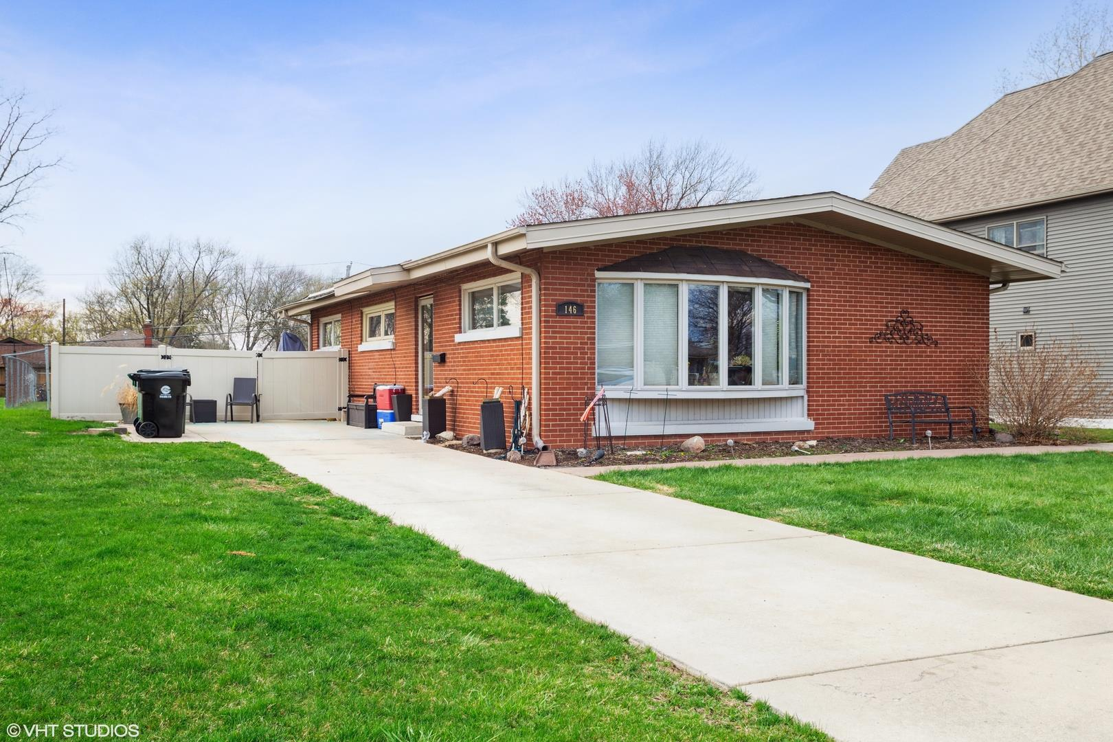 146 S PLEASANT Avenue, Bloomingdale, IL 60108 - #: 11048825