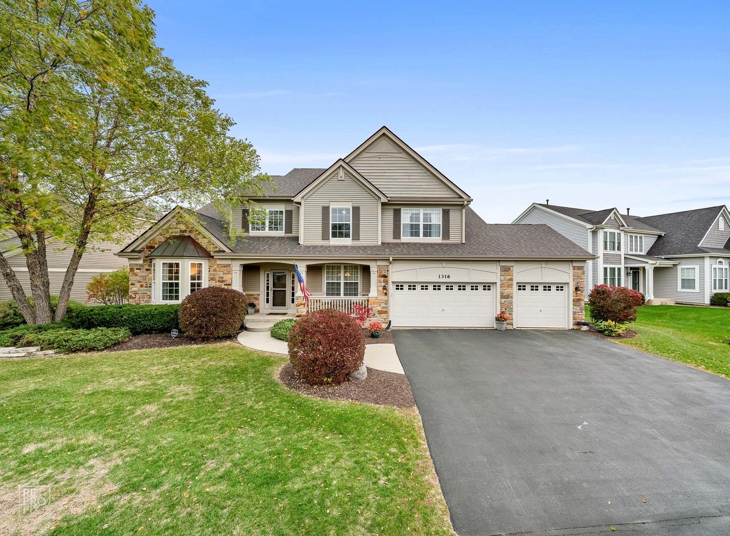 1316 Mulberry Lane, Cary, IL 60013 - #: 10935830