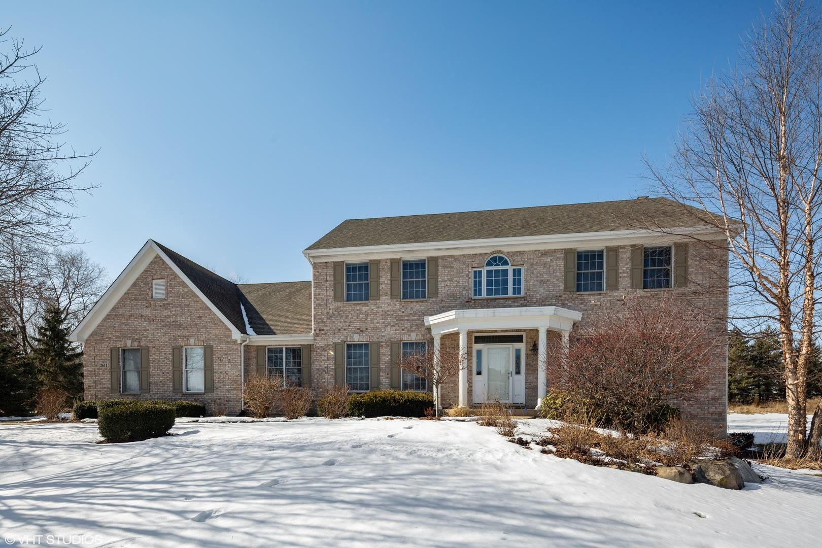 2611 BRIDLEWOOD Lane, Crystal Lake, IL 60012 - #: 10647831