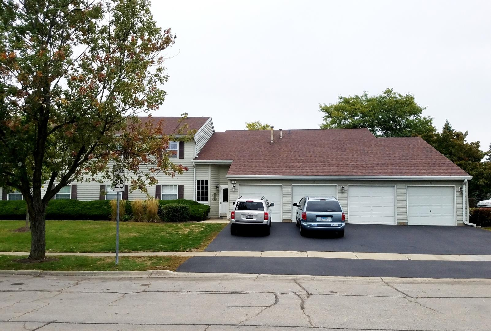 15 Gant Circle #D, Streamwood, IL 60107 - #: 10883831