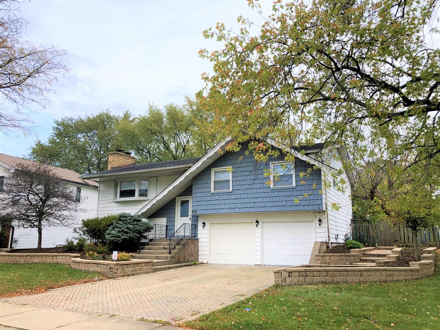 913 Gregory Lane, Schaumburg, IL 60193 - #: 10913834