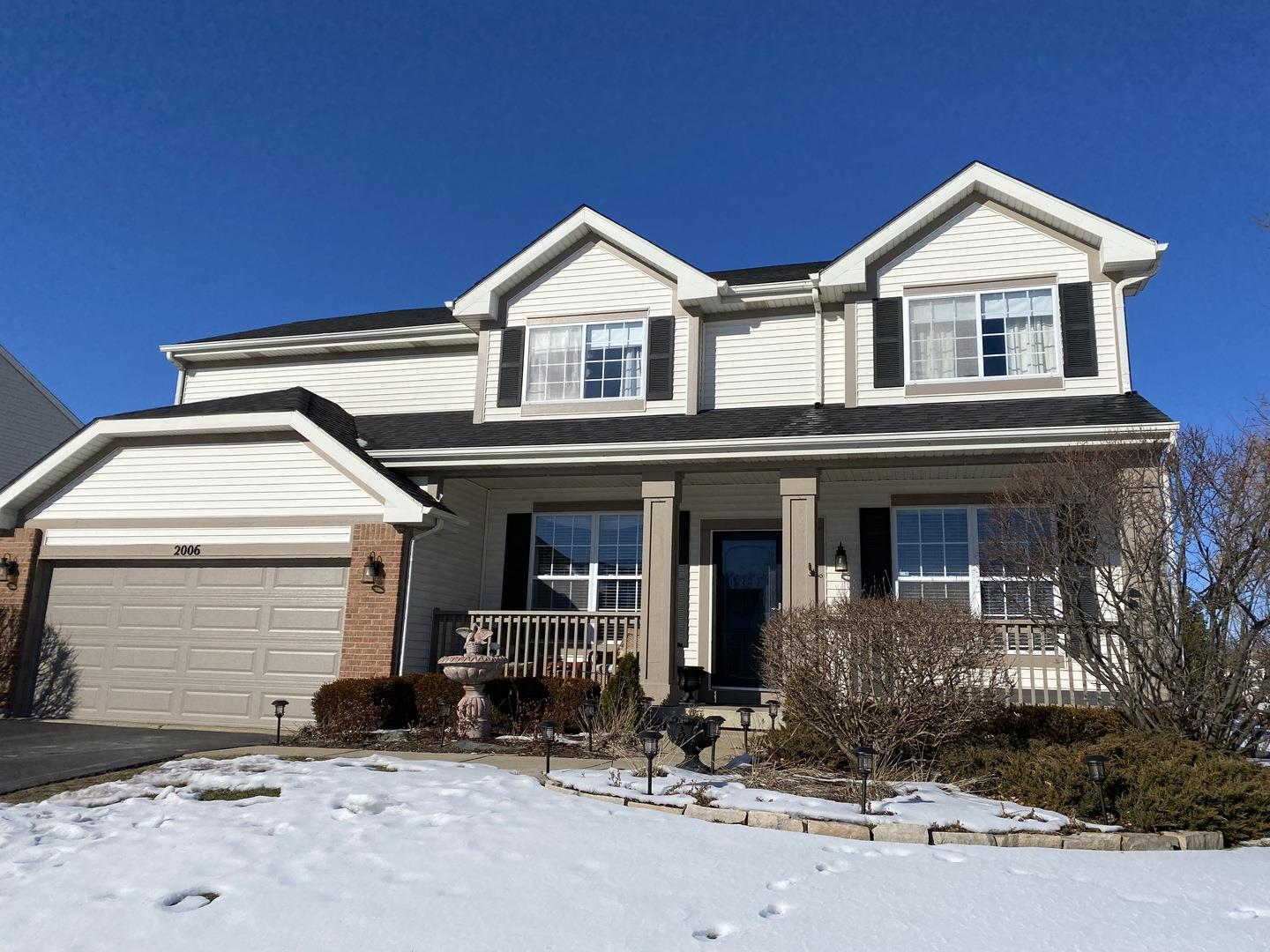 2006 Olde Mill Lane, McHenry, IL 60050 - #: 10978834
