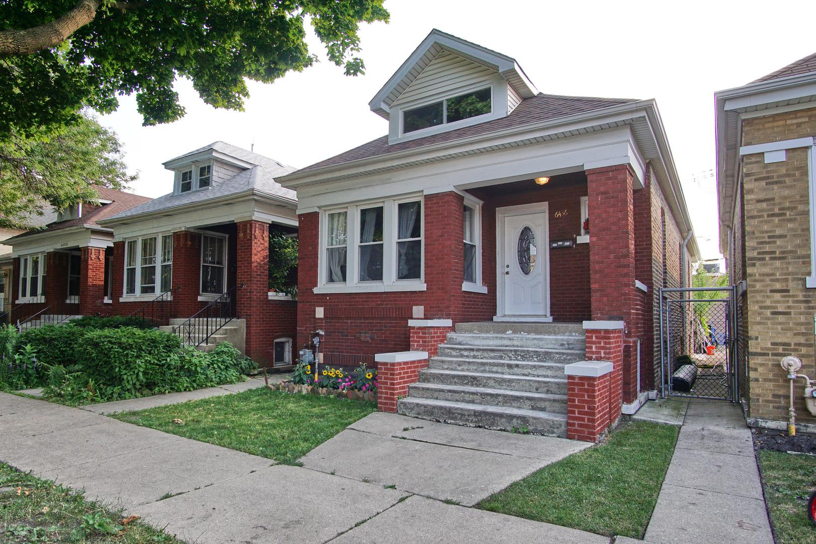 6436 S Troy Street, Chicago, IL 60629 - #: 10853835