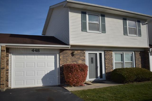 448 Wyeth Circle, Bolingbrook, IL 60440 - #: 10927835