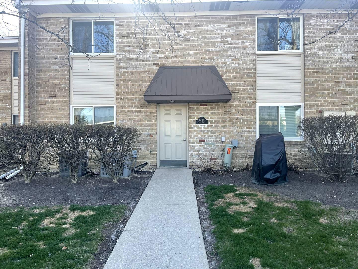 1435 Vista Lane #2C, Hoffman Estates, IL 60169 - #: 11040835