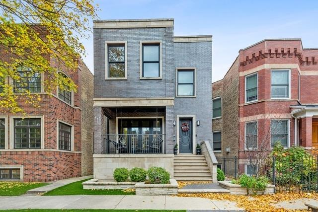 3642 N Bell Avenue, Chicago, IL 60618 - #: 10931836