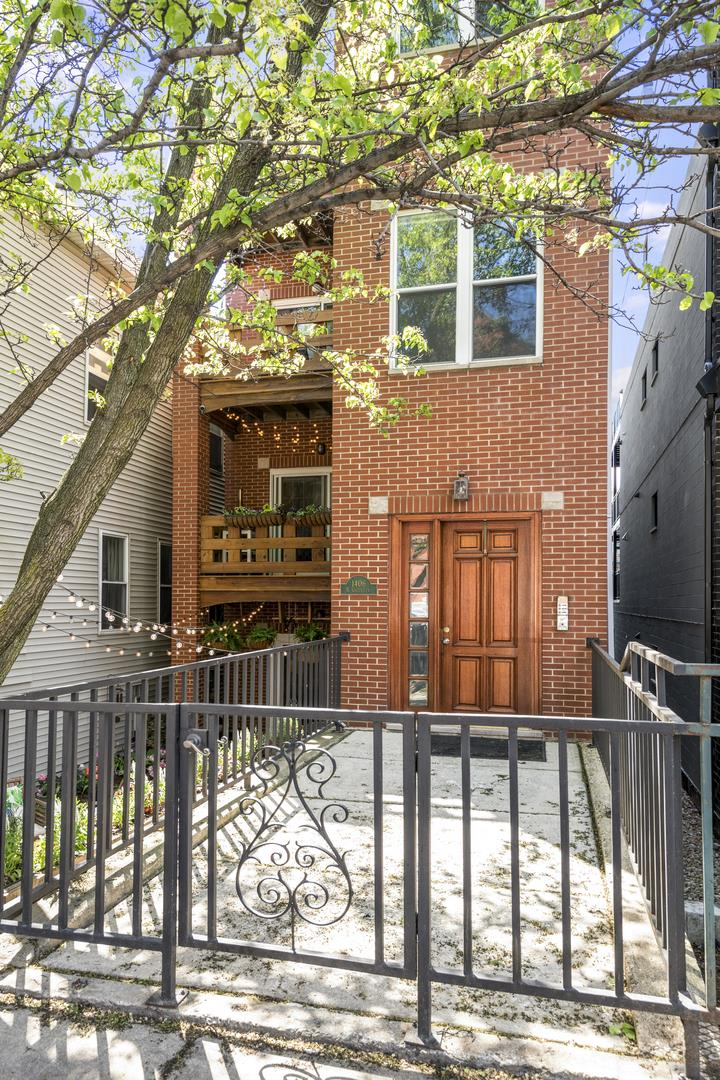 1406 N Greenview Avenue #1, Chicago, IL 60642 - MLS#: 11083837