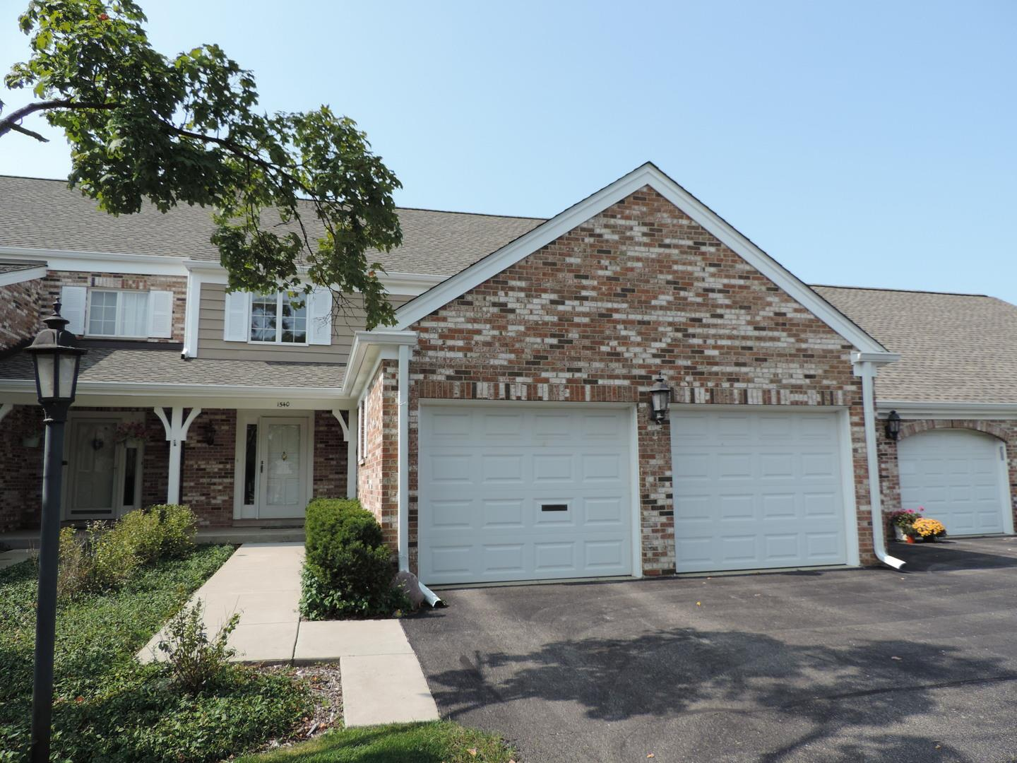 1540 SHIRE Circle #115, Inverness, IL 60067 - #: 10967838
