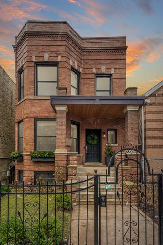 2642 North Fairfield Avenue, Chicago, IL 60647 - #: 10598839