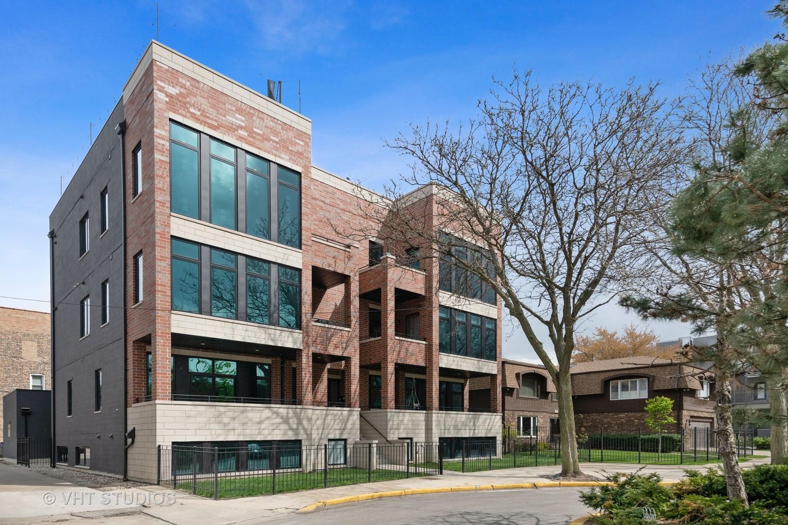 715 S May Street #3N, Chicago, IL 60607 - #: 11060840