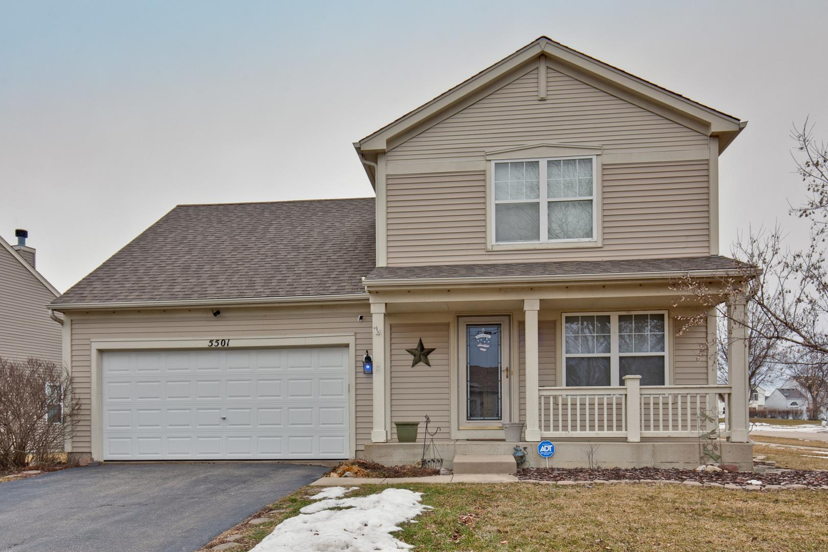 5501 Windgate Way, Lake in the Hills, IL 60156 - #: 10630842