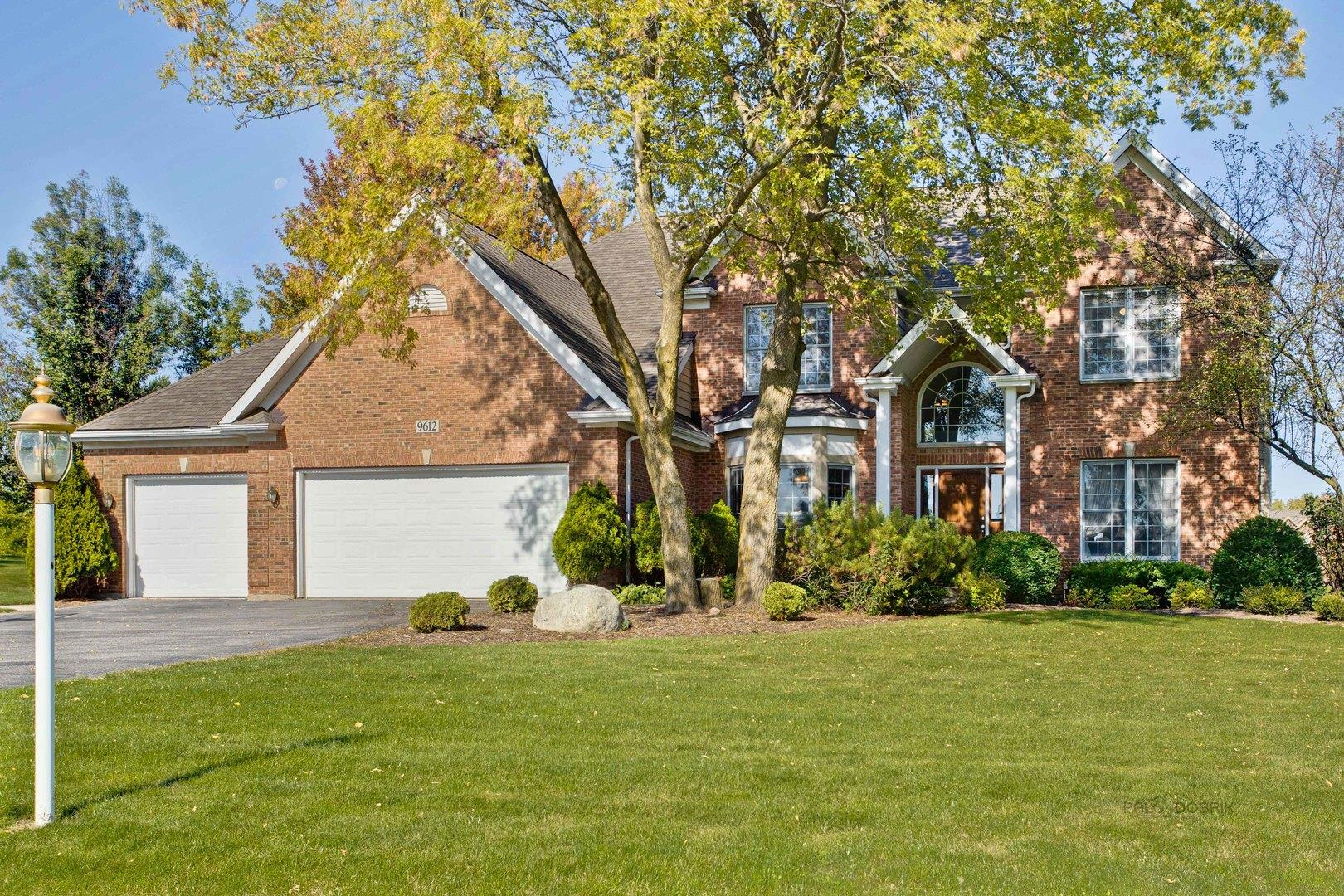 9612 S Muirfield Drive, Lakewood, IL 60014 - #: 10895844