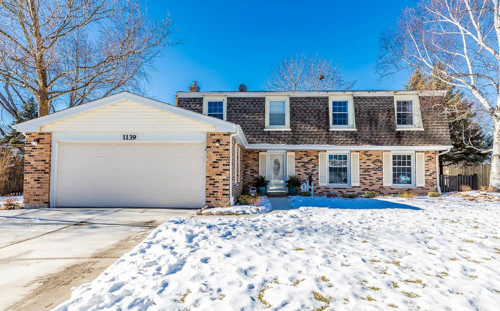 1139 Weeping Willow Lane, Libertyville, IL 60048 - #: 10976844