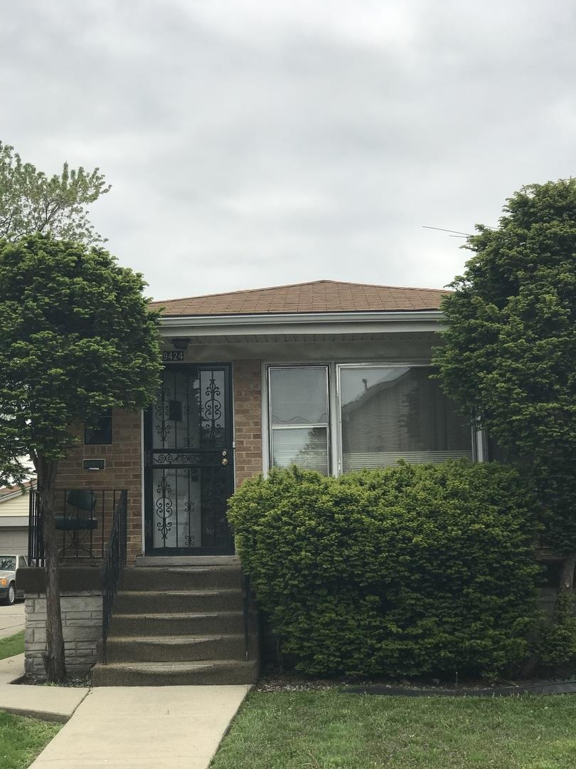 9424 S Emerald Avenue, Chicago, IL 60620 - #: 10722845