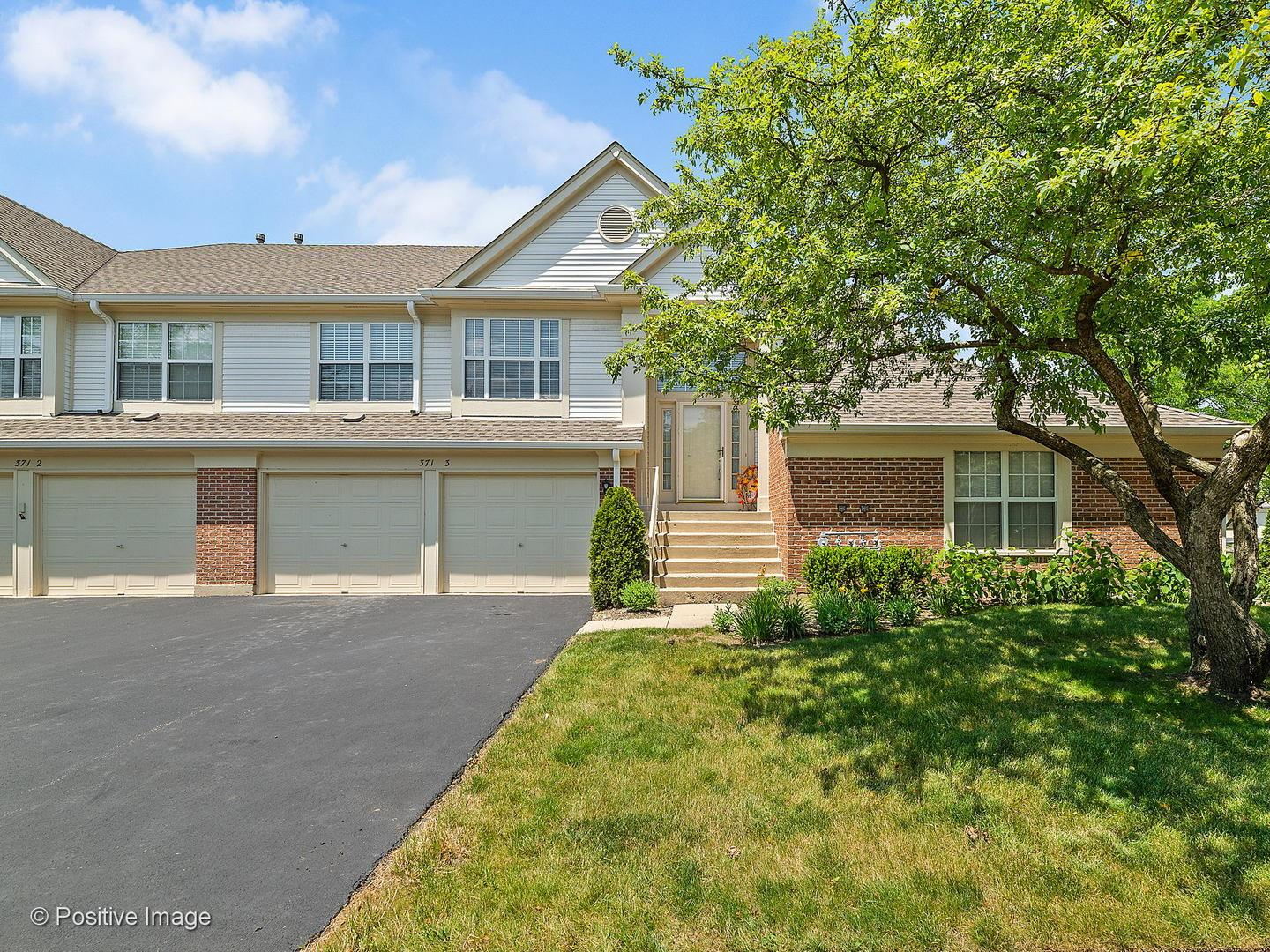 371 Ashford Circle #3, Bartlett, IL 60103 - #: 10756846
