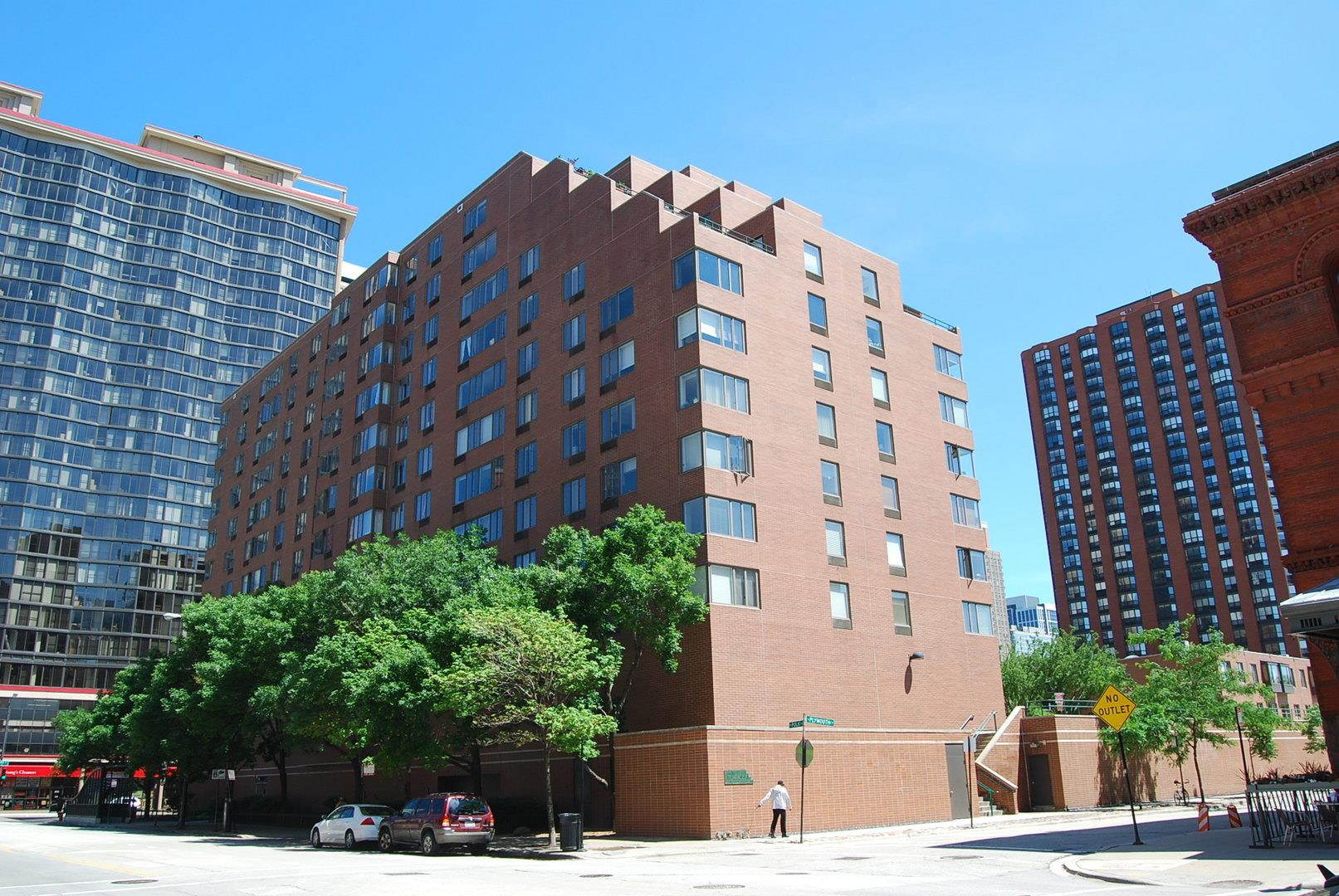 801 S Plymouth Court #111, Chicago, IL 60605 - #: 10915848