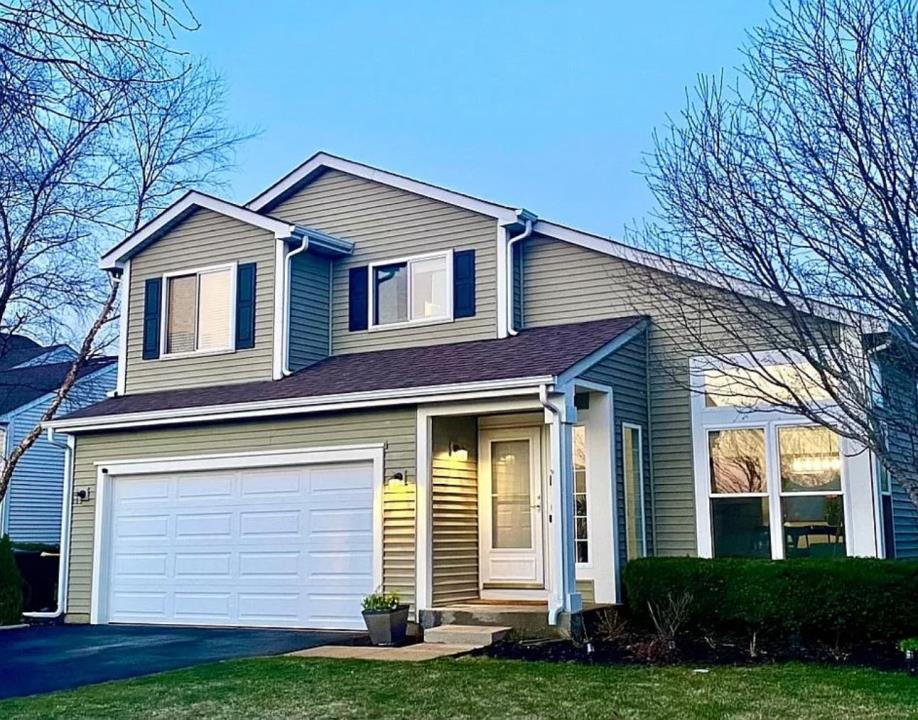 870 Provence Place, Lake in the Hills, IL 60156 - #: 11045848