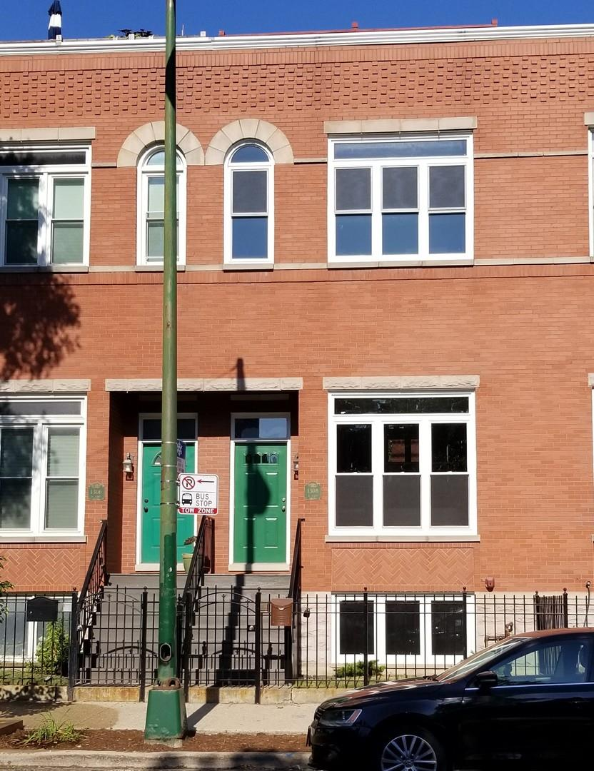 1308 N Damen Avenue, Chicago, IL 60622 - #: 10778849