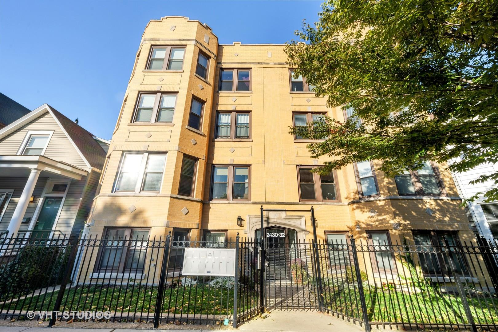 2430 N Washtenaw Avenue #2N, Chicago, IL 60647 - #: 10962849