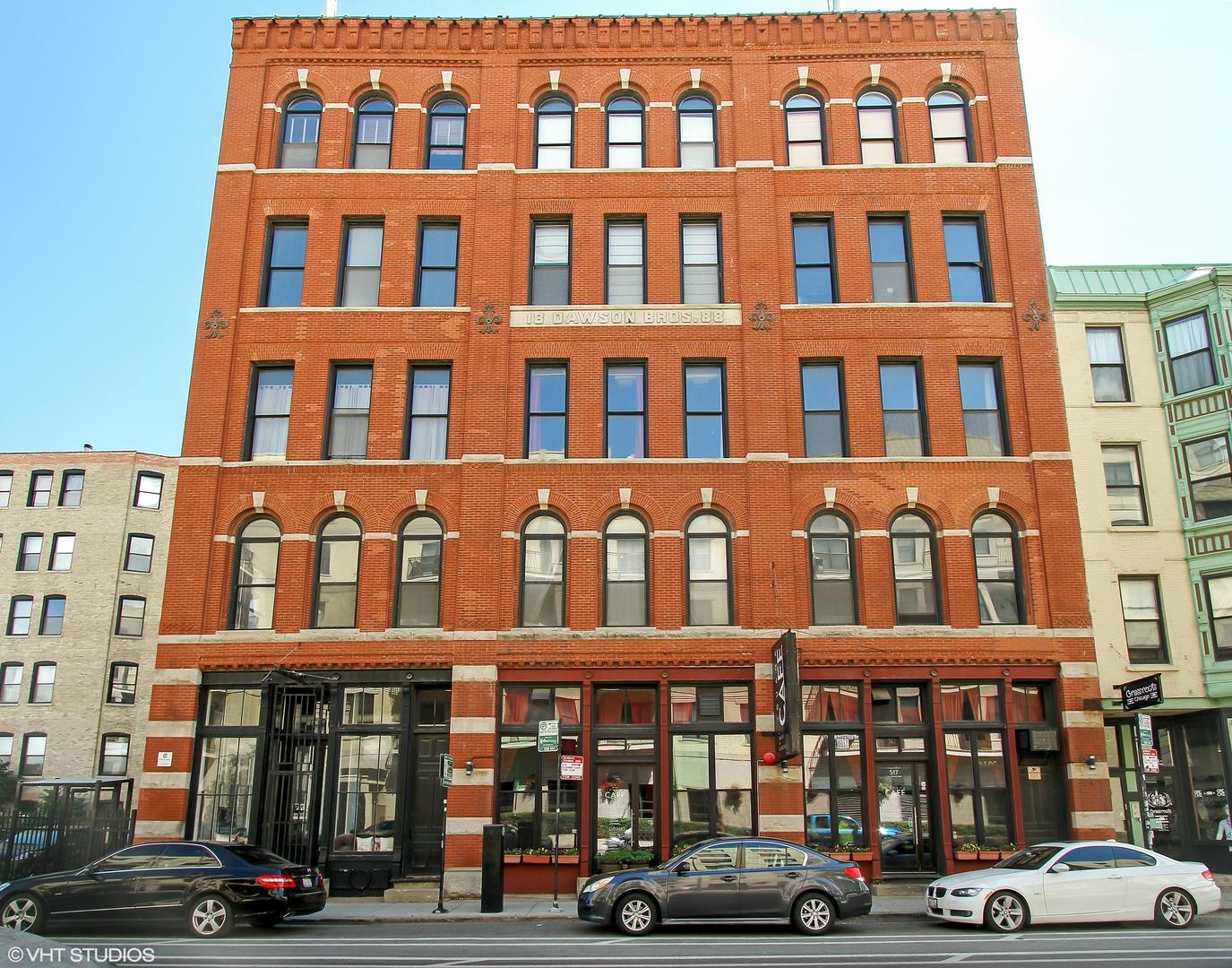 525 N Halsted Street #304, Chicago, IL 60642 - #: 10978850