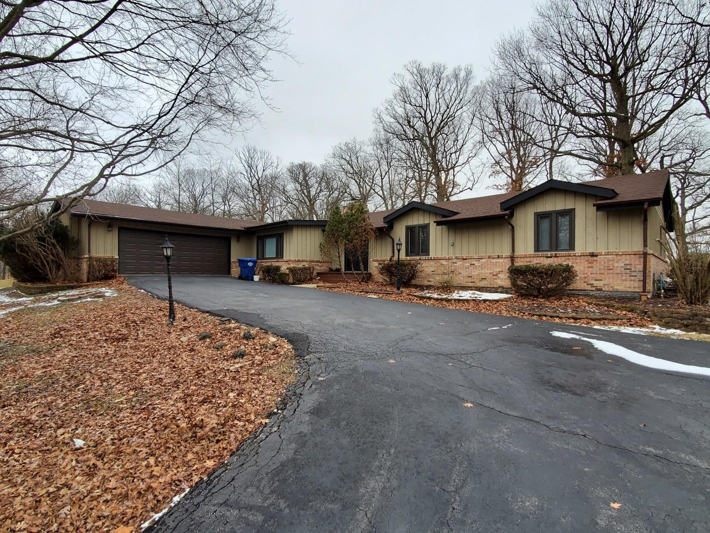 1840 E RAINBOW Lane, Crete, IL 60417 - #: 10639851