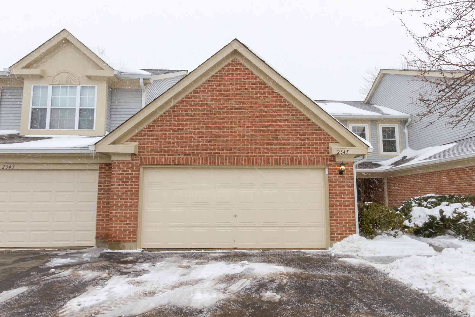 2345 County Farm Lane, Schaumburg, IL 60194 - #: 11002851