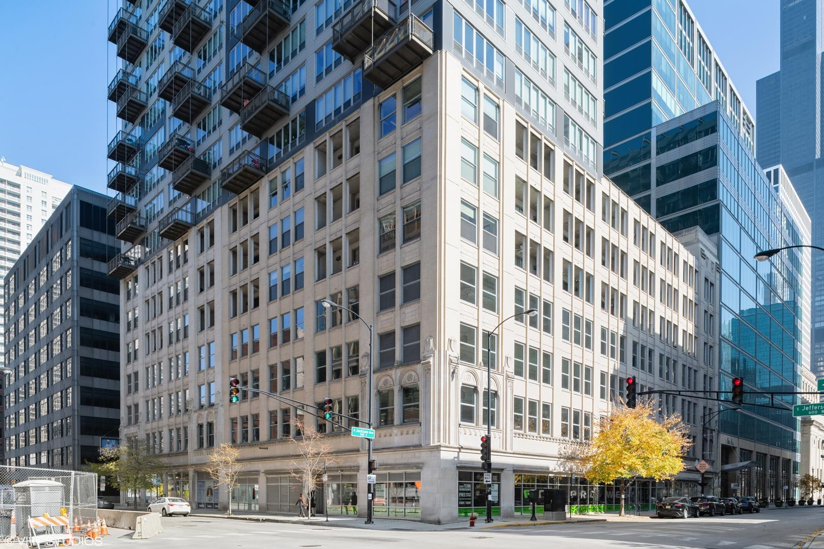 565 W Quincy Street #1513, Chicago, IL 60661 - #: 10989852