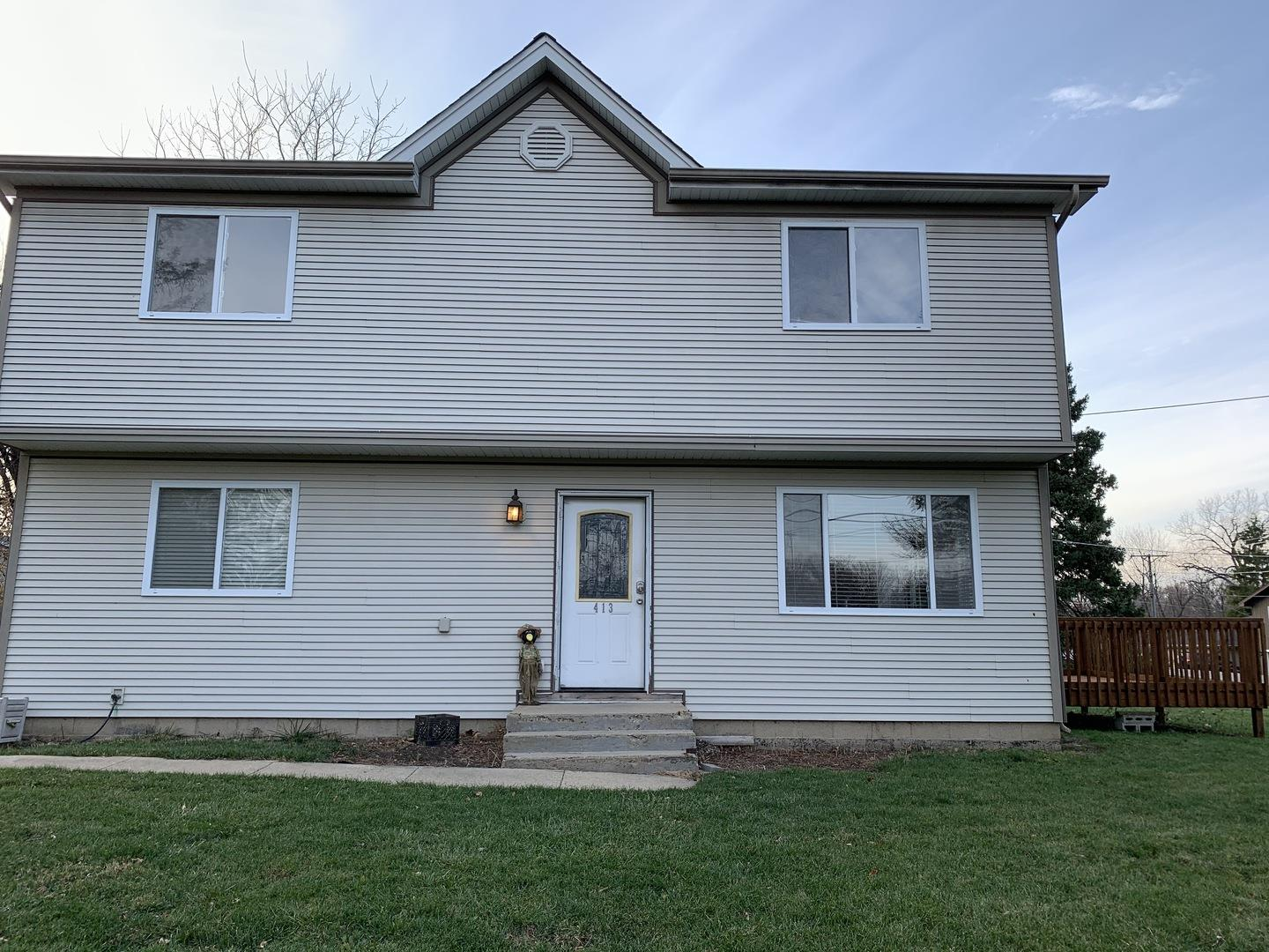 413 Meadow Lane, Lake in the Hills, IL 60156 - #: 10961853