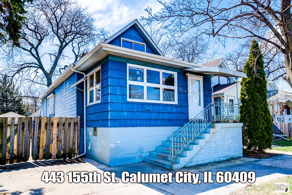 443 155th Street, Calumet City, IL 60409 - #: 11048853