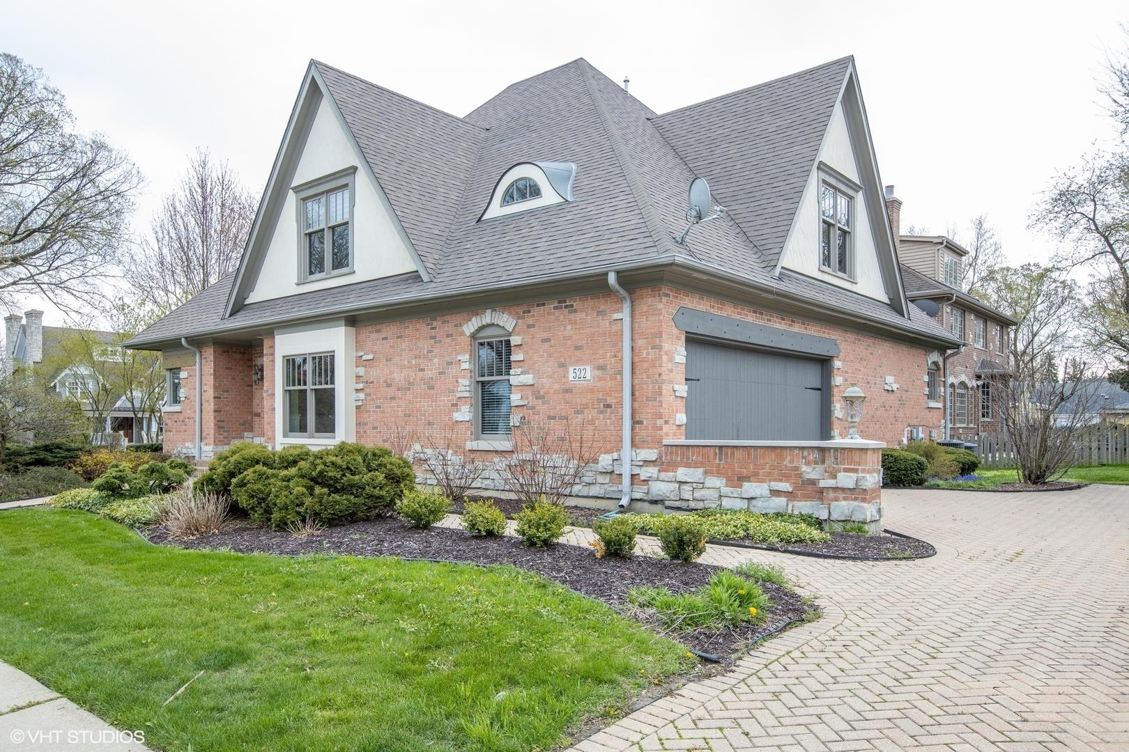 522 N County Line Road, Hinsdale, IL 60521 - #: 10699854