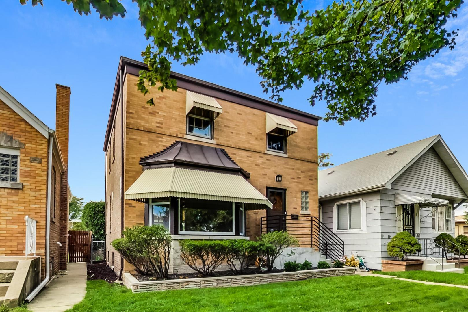 3554 N Rutherford Avenue, Chicago, IL 60634 - #: 10852854