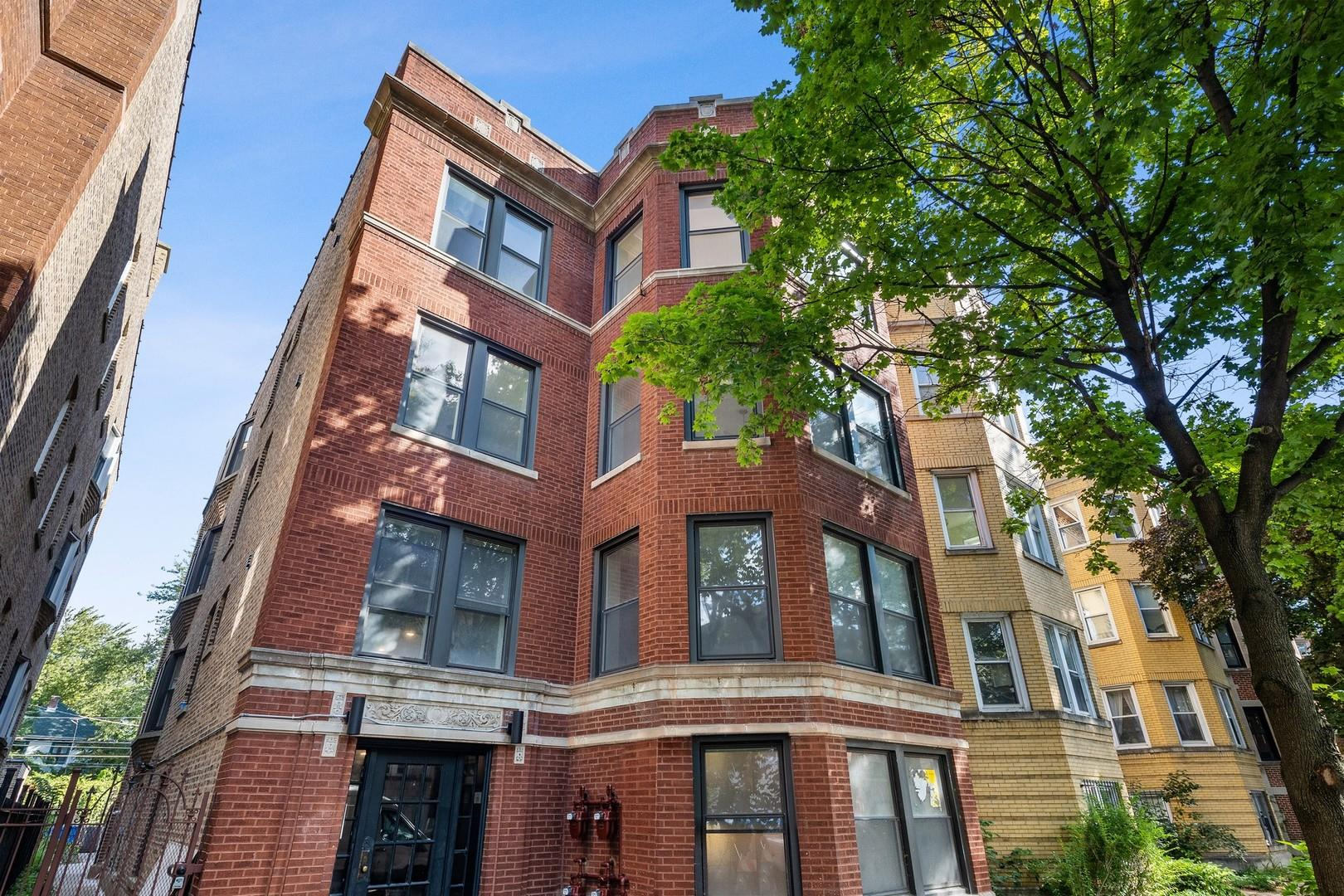 1436 W Elmdale Avenue #2, Chicago, IL 60660 - #: 10893854