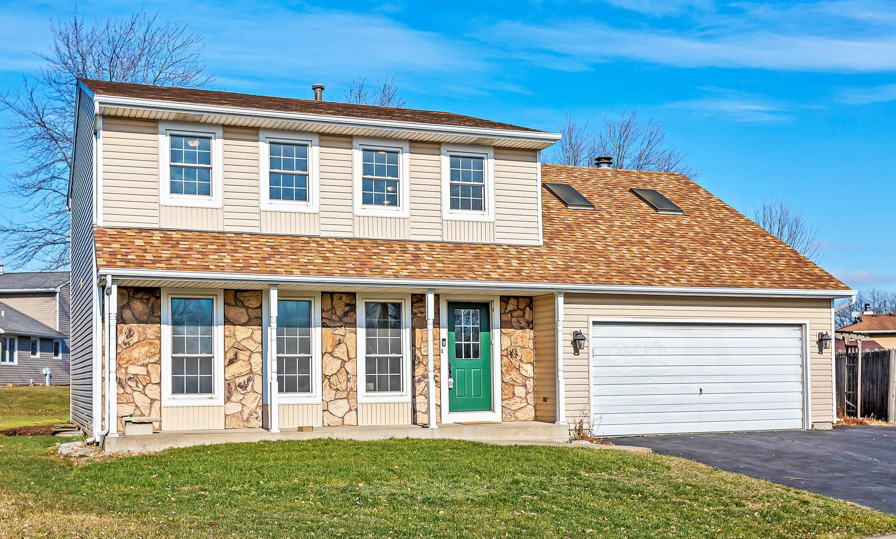 948 Pioneer Court, Roselle, IL 60172 - #: 10954854