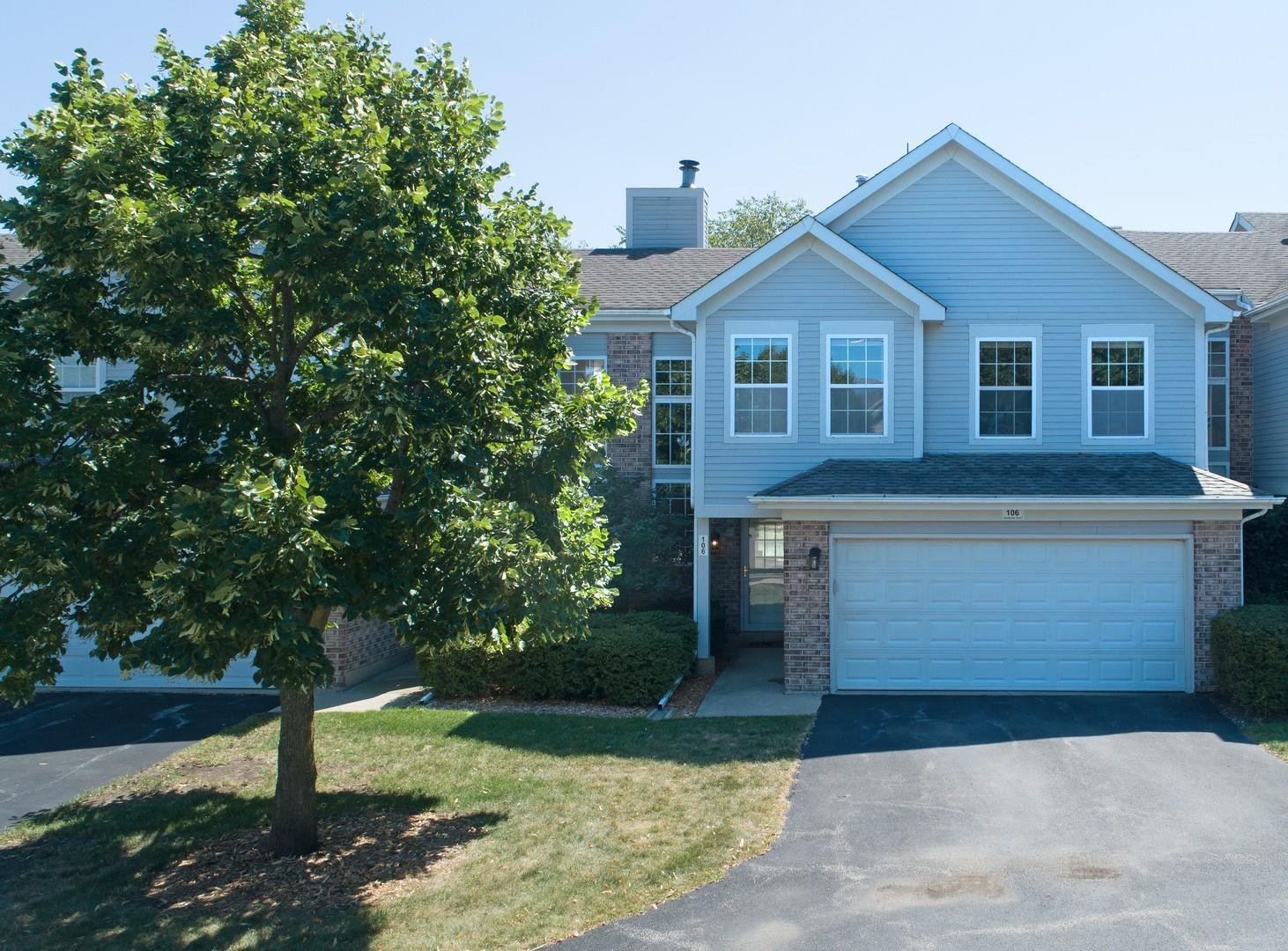 106 Cambrian Court, Roselle, IL 60172 - #: 10821855
