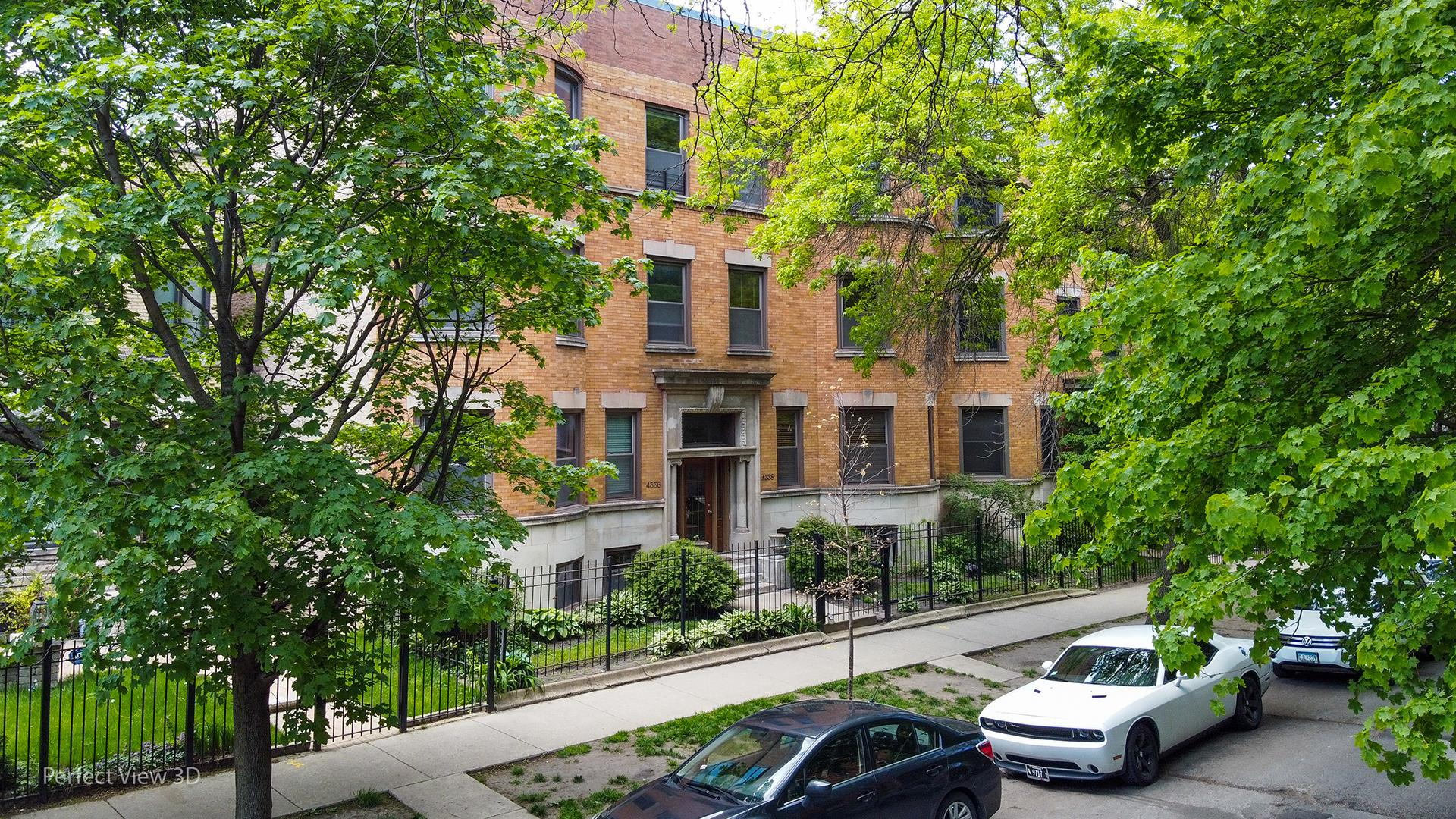 4336 N Kenmore Avenue #2S, Chicago, IL 60613 - #: 11114855