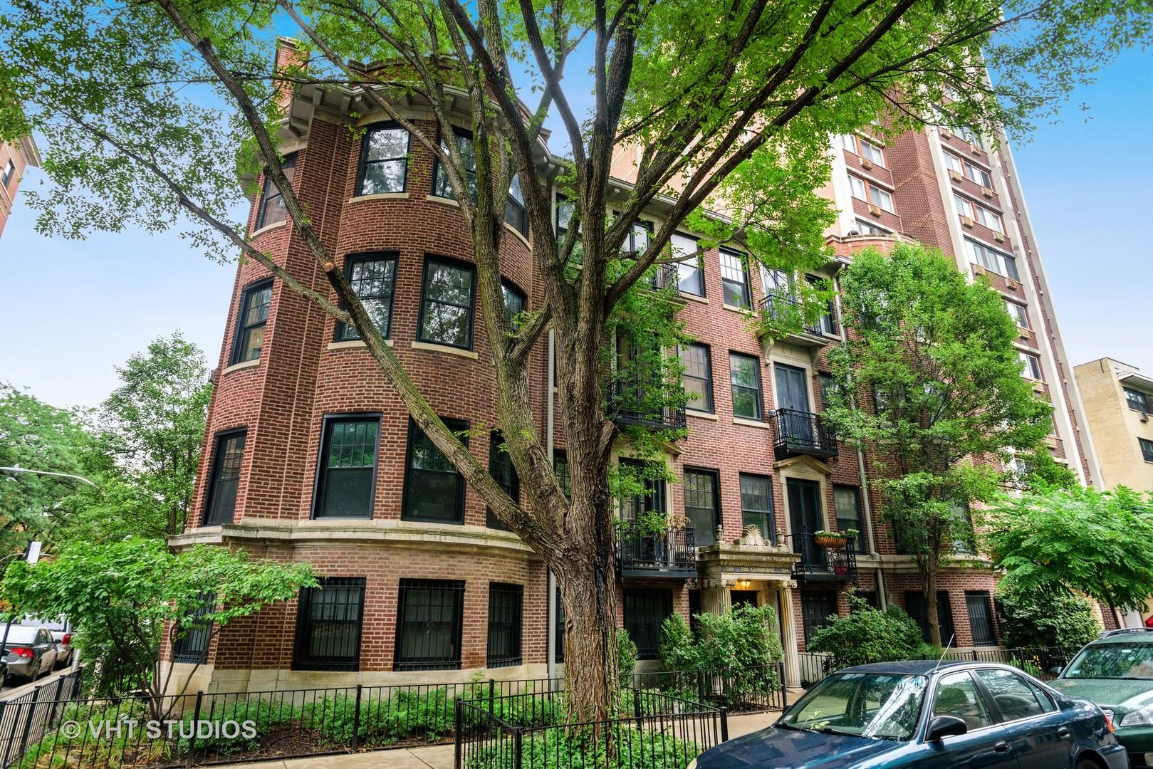 3145 N Cambridge Avenue #2, Chicago, IL 60657 - #: 10913856