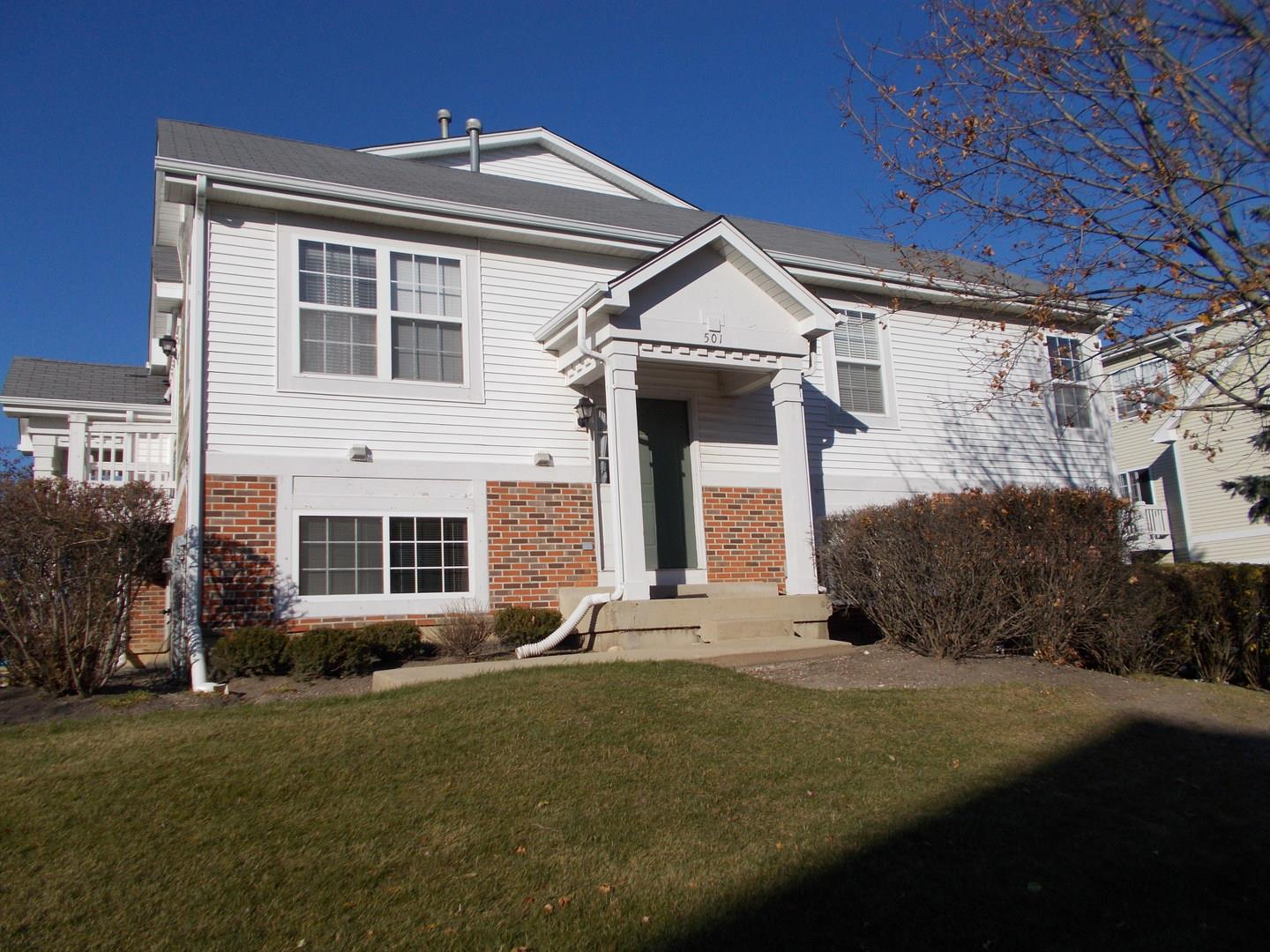 501 N Holiday Lane #501, Hainesville, IL 60073 - #: 10932856