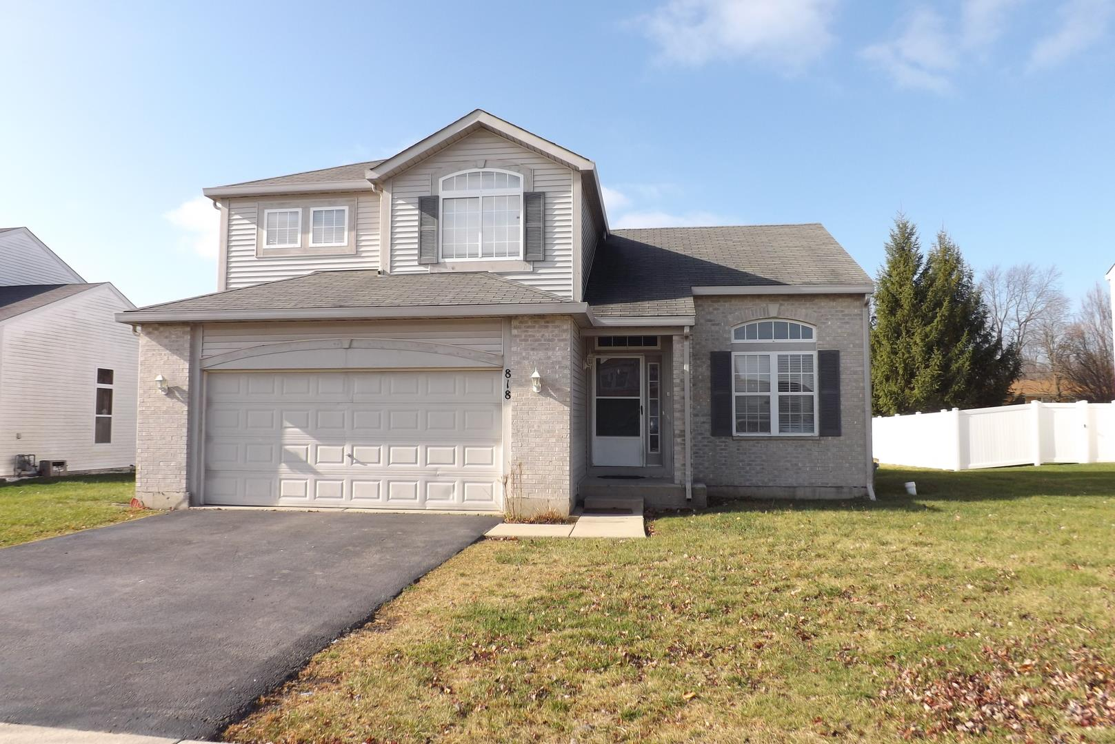 818 TALL GRASS Trail, Matteson, IL 60443 - #: 10939856