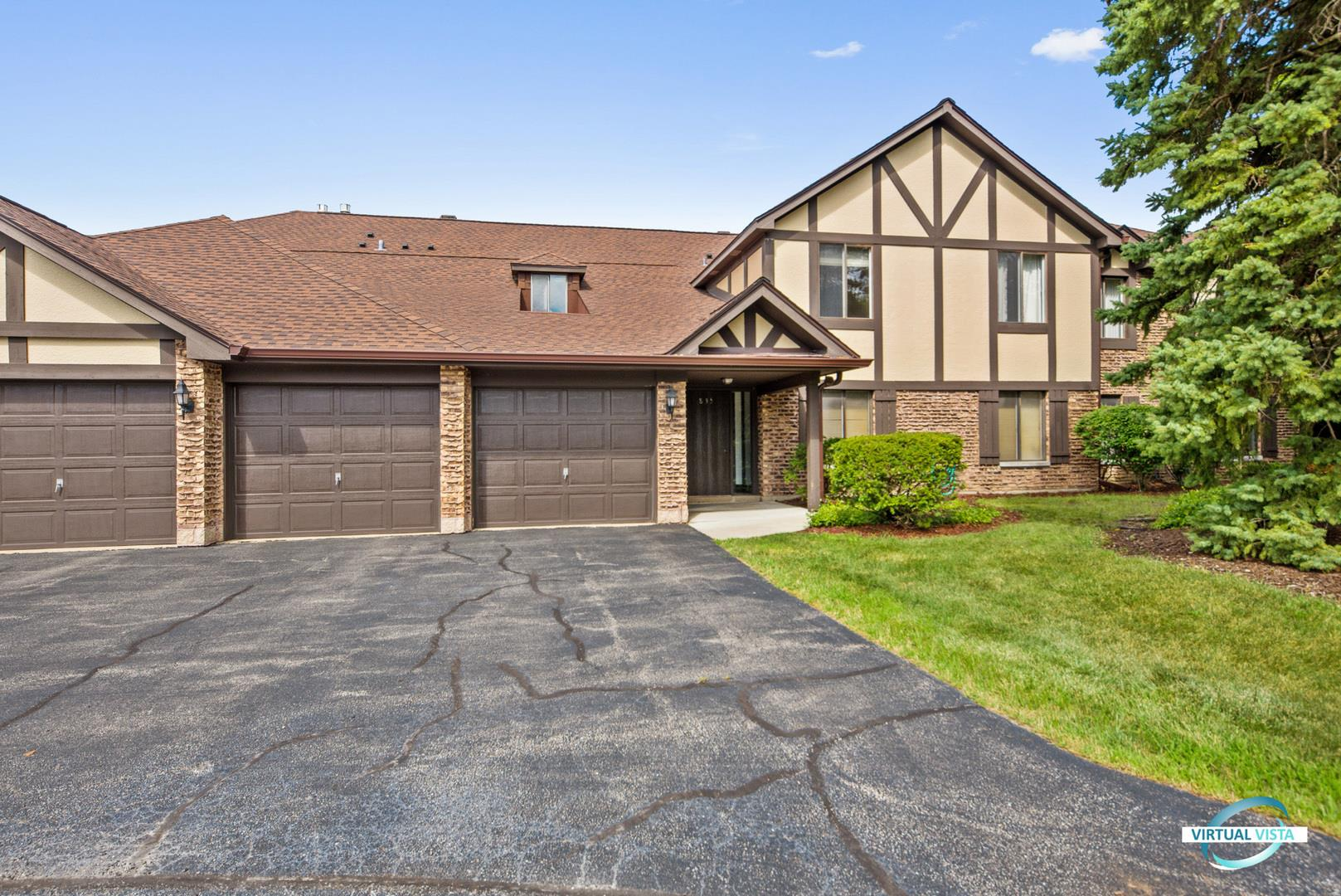 835 Sheldon Court #A, Wheaton, IL 60189 - #: 10884857