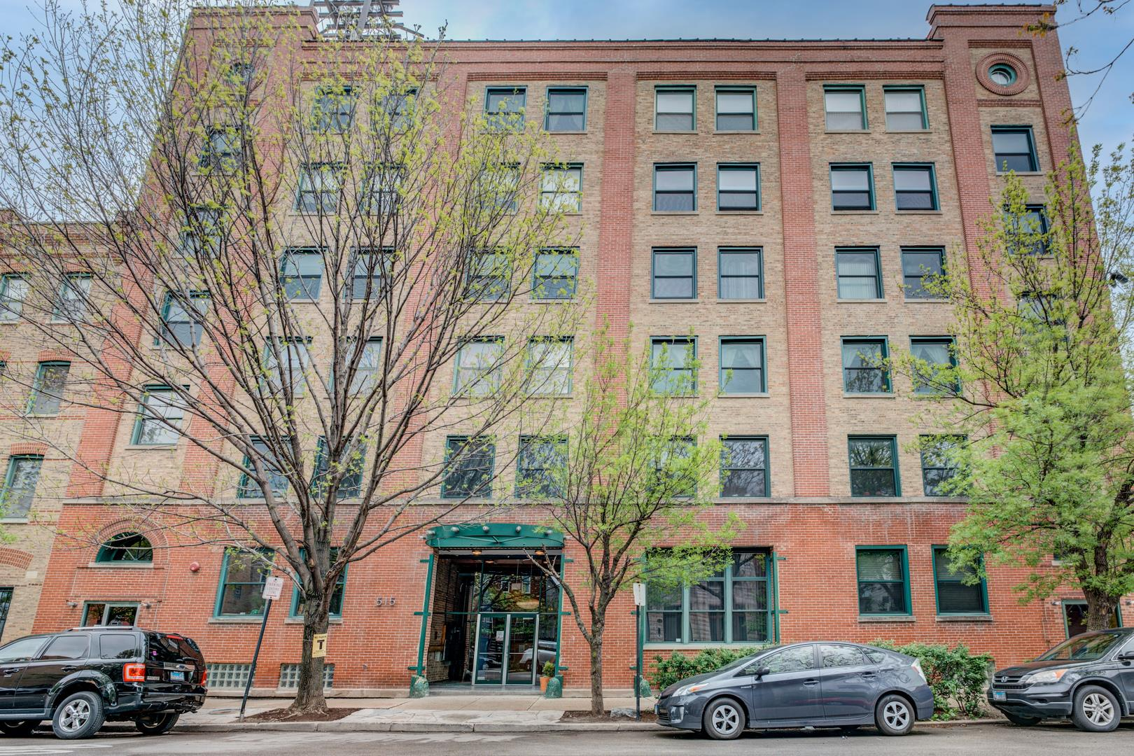 515 N Noble Street #310, Chicago, IL 60642 - #: 11121857