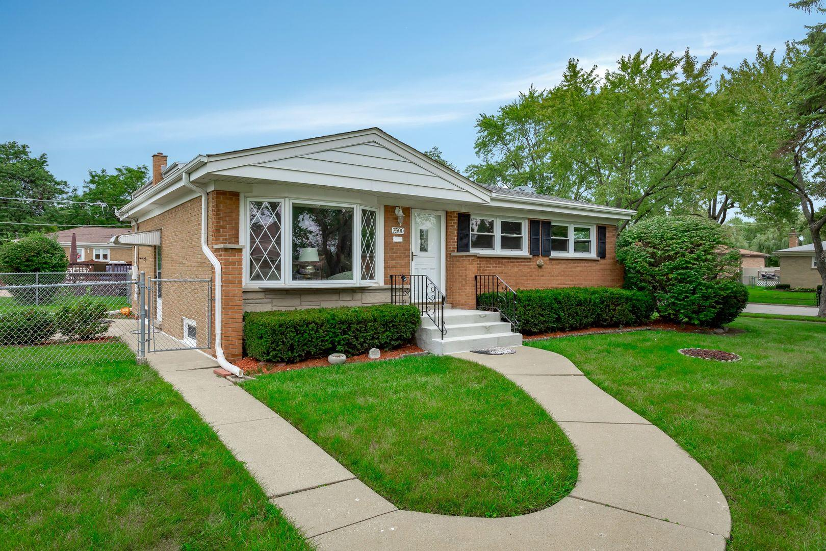 7500 Beckwith Road, Morton Grove, IL 60053 - #: 10928858