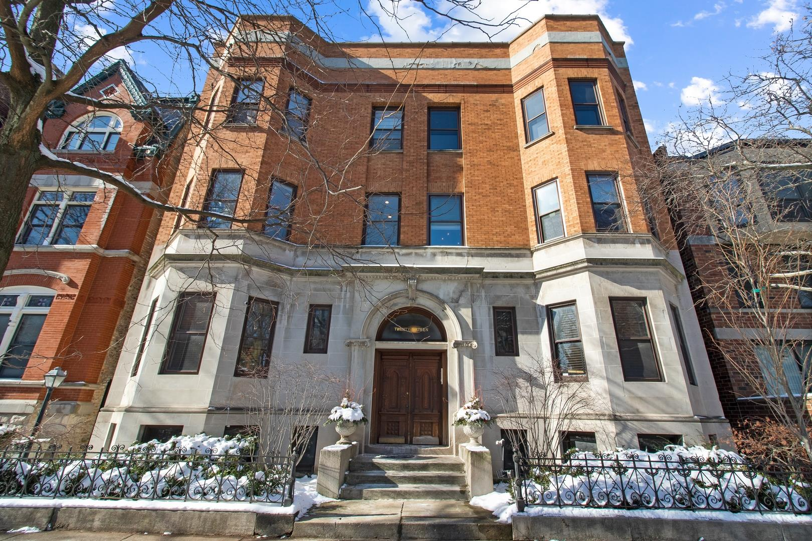 2016 N Cleveland Avenue #2S, Chicago, IL 60614 - #: 10984860