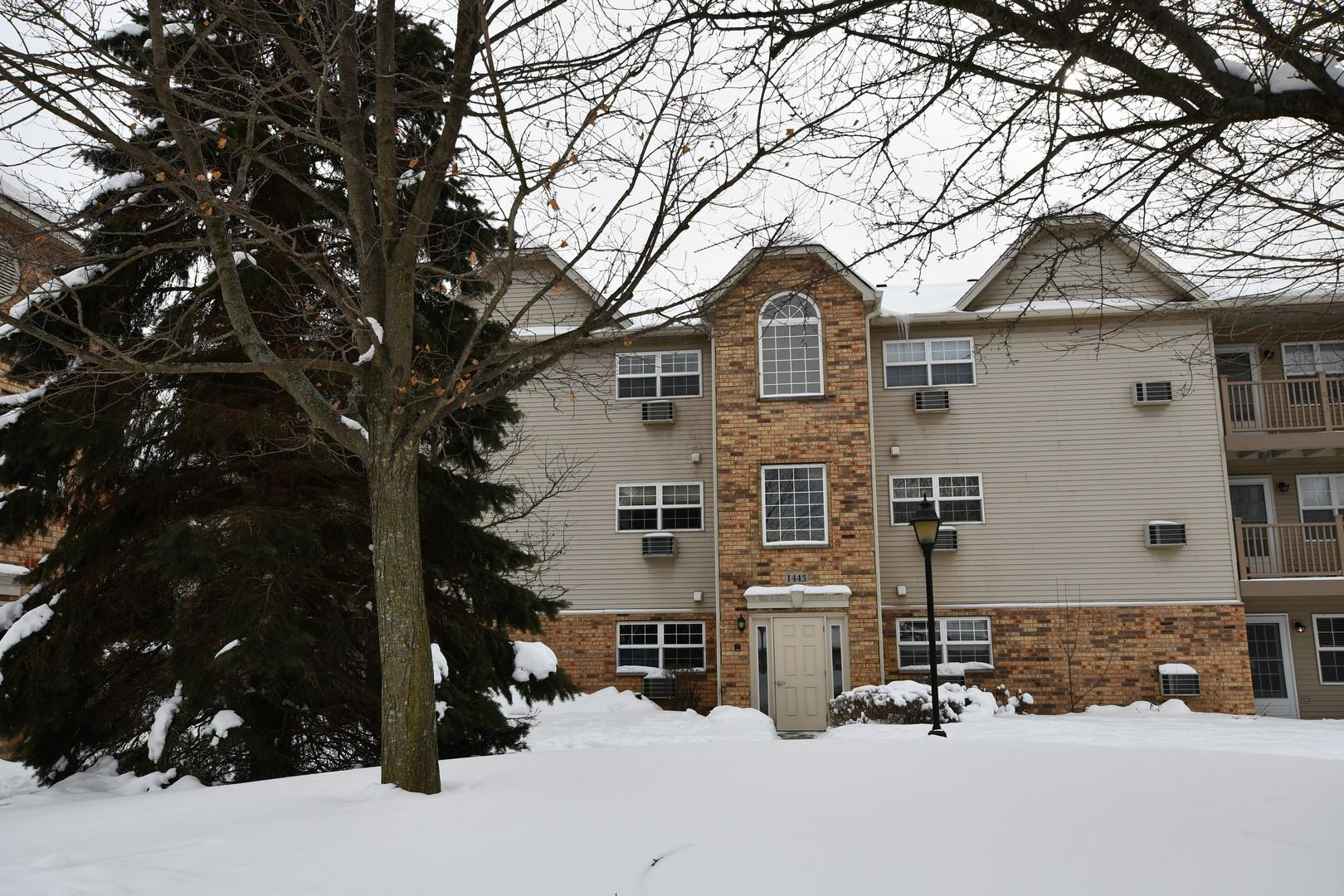 1443 SPRING BROOK Court #1D, Round Lake Beach, IL 60073 - #: 10995860